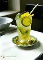 Limonad de Jengibre