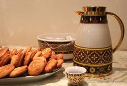 Cardamom And Saffron Cakes (khanfaroush)