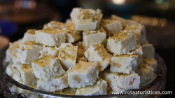 Homemade Afghan Sweets (sheer Pira)