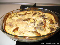 Tave Kosi (baked Lamb And Rice With Yogurt)