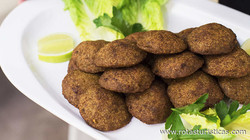 Cracked Wheat And Beef Patties (trakht)