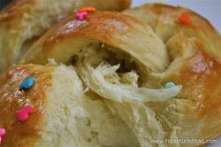 Armenian Sweet Bread (choreg)