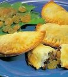 Empanadas de Queso y Albahaca