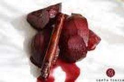 Membrillos al Vino Tinto
