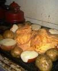 Pollo al Argentino