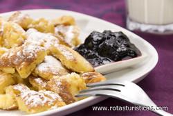 Torn Pancakes (kaiserschmarrn)