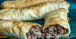 Meat-filled Pastries (burek)