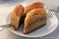 Baklava (doce Com Nozes)
