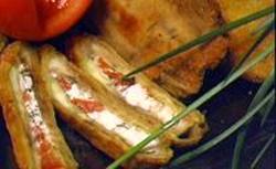 Aubergine - Eggplant Byurek