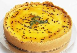 Cheesecake de Passionfruit