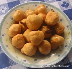 Buñuelos de Yuca