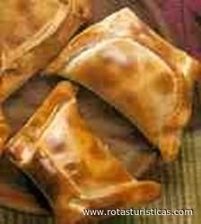 Pastelitos de Yuca Con Atún