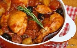 Pollo Mayombe