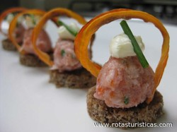 Fingerfood de Pumpernickel