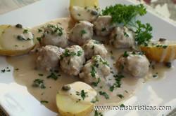 Koenigsberg Meatballs (königsberger Klopse)
