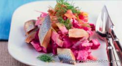 Herring Salad (heringsalat)