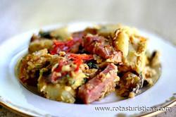 Farmer's Breakfast (bauernfrühstück)