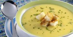 Sopa-creme de Darmstadt