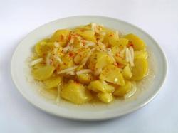 Kartoffelsalat(salada de Batata)