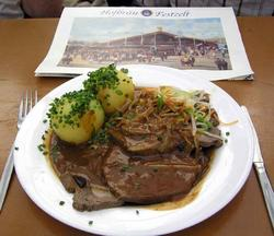 Sauerbraten(carne Agridoce)