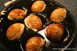 Cinnamon Pancake Puffs (aebleskiver)