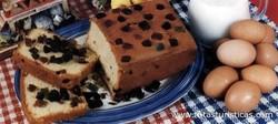 Cake de Fruta Confitada