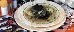Sopa de Fréjol Panamito
