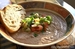 Ful Medames (slow-cooked Fava Beans With Lentils)