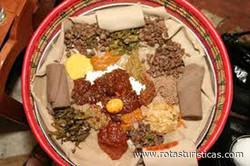 Ethiopian Bread (injera)