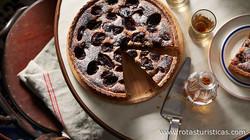 Plum Tart (tarte Aux Quetches)