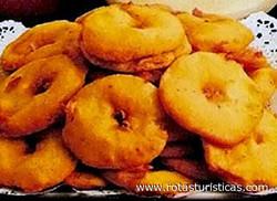 Apple Fritters (beignets Aux Pommes)
