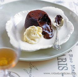 Chocolate Fondant Puddings