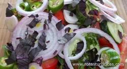 Classic Georgian Salad