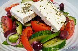 Santorini Salad (salata Tis Santorinis)