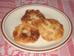 Tortitas de Yuca
