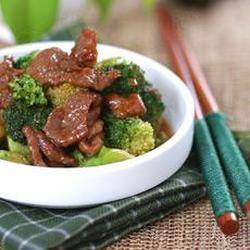 Carne Rehogada Con Brecoles