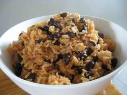 Casamiento (arroz y Frijoles)