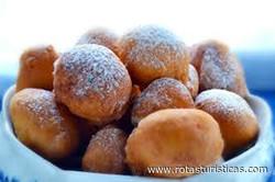 Potato Doughnuts (fritule)