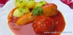 Stuffed Peppers - Toltott Paprika