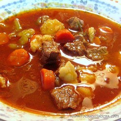 Goulash Soup - Gulyas Leves