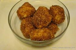 Cherry Dumplings (cseresznyes Gomboc)