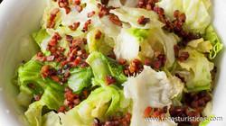 Zoli's Iceberg And Speck Salad (zoli Bacsi Salataja)