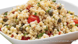 Antipasto Couscous Salad