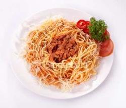 Receita de Espaguete à Italiana