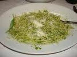 Trofie Con Salsa Pesto