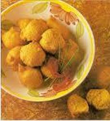 Buñuelos de Harina de Maíz