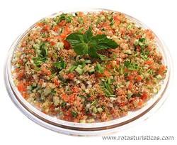 Salada de Trigo - Tabule