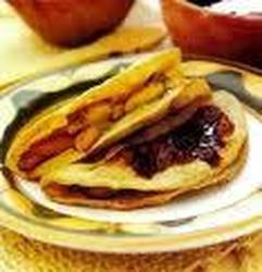 Tacos de Plátano