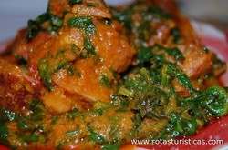 Rich Beef And Vegetable Stew (efo Riro)