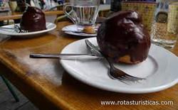 Chocolate Pastry Balls (bossche Bollen)